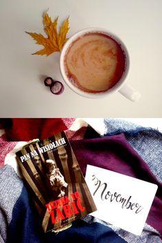 Autumn #books #coffee http://czytaj-na-walizkach.pl/recenzja-pan-na-wisiolach-trzeba-to-zabic/