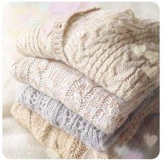soft sweater.