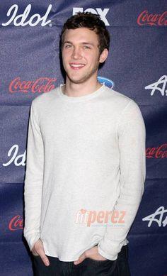 Phillip Philiips ~ American Idol winner season 11