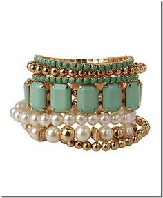 gold and turquois, have always loved the combination