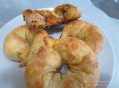 Ζουζουνομαγειρέματα: Δαχτυλίδια γεμιστά με πικάντικο κοτόπουλο και πατάτα!