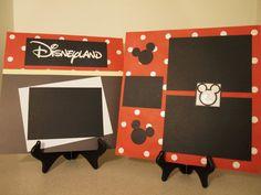 Simple Disney Page