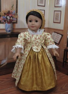 1770s doll clothes - Google Search
