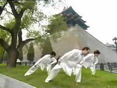 8 Silken Brocades Qigong Morning Stretch - The Way of Tai Chi
