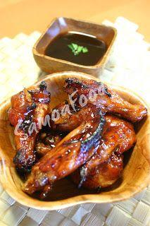 Samoa Food: Moa Samoa - Polynesian Brown Sugar Chicken