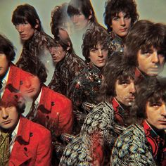 40. 'The Piper At The Gates Of Dawn' - Pink Floyd ---------------- f.s: 'Astronomy Domine'