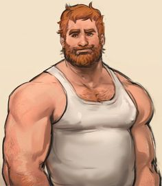 Dream Daddy Game, Dream Daddy Fanart, Fantasy Character Design, Character Drawing, Character Design Inspiration, Character Reference, Art Of Man, Bear Men, Guy Drawing