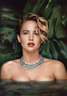Pin for Later: Jennifer Lawrence Breaks Her Silence About the Nude-Photo Hacking Incident Beautiful Celebrities, Beautiful Actresses, Jennifer Lawrence Hot, Glamour, Celebrity Beauty, Hollywood Actresses, Beauty Women, Celebs, Vanity Fair