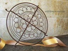 Wire Trivet Decorative Design Cooling Rack by stilllifestyle, $30.00