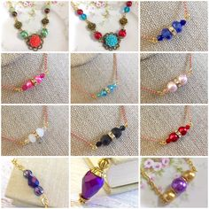 New necklaces coming soon!!!