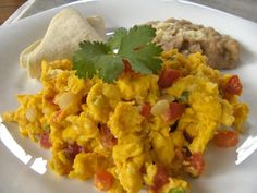 Kalamity Katie's Border Benedict Recipe — Dishmaps