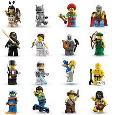 lego minifigures series 1 - Google keresés
