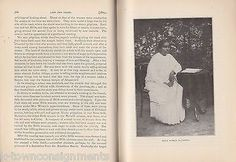 LIFE & LIGHT FOR WOMAN ANTIQUE RELIGIOUS BOOK 1902 CONGREGATIONAL CHURCH BOSTON
