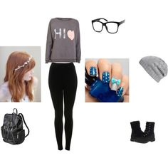 Boy Days, created by lello-love on Polyvore