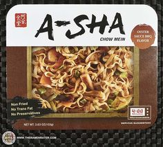 The Ramen Rater reviews an instant noodle from Taiwan - the first microwavable…
