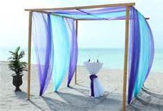 deep purple and aqua wedding - Bing Images