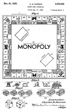 The properties in popular board game, Monopoly, were named after Atlantic City streets. Monopoly Classroom, Monopoly Party, Monopoly Board, Monopoly Game, Homemade Board Games, Board Game Template, Theme Sport, Board Game Design, Diy Games