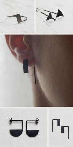 Minimalist Handmade Jewelry by AgJc   Etsy Favorites - childrens jewellery, women's jewelry, copper jewelry *ad