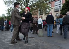 old couple dancing - Google Search