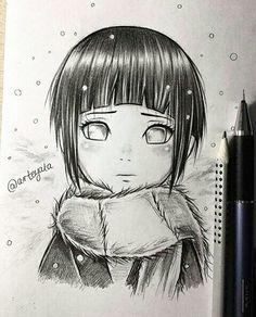 ✔ Anime Dibujos A Lapiz Naruto Anime Chibi, Anime Naruto, Naruto Y Hinata, Hinata Hyuga, Naruto Art, Naruto Shippuden Anime, Manga Anime, Naruhina, Anime Wolf
