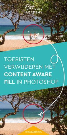 Content Aware Fill: Zaubertrick zum Verschwinden in Photoshop - Fotografie Photoshop Tutorial, Cool Photoshop, Photoshop Design, Photoshop Actions, Photoshop Elements, Advanced Photoshop, Photoshop For Photographers, Photoshop Photography, Camera Photography