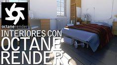 Interiors in Octane Render