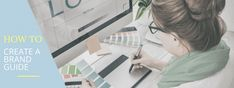 create a brand guide