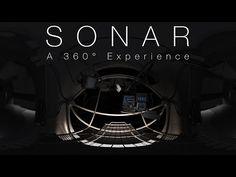 Transitioning into VR Filmmaking with Sundance Short Film 'SONAR' Augmented Virtual Reality, Virtual Reality Videos, Vr Games, Sci Fi Horror, Short Film, Teaser, Filmmaking, Storytelling, Darkness