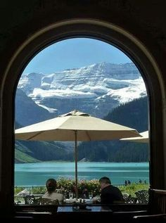 Image of Fairmont Hotel on Lake Louise, Canada by Sharon Lewin ~ Law your favorite hotel at one of your favorite places. Fairmont Chateau Lake Louise, Fairmont Hotel, Oh The Places You'll Go, Places To Travel, Places To Visit, Lonely Planet, Dream Vacations, Vacation Spots, Calgary