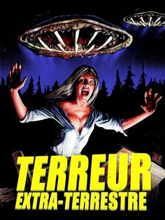 Terreur extraterrestre aka without warning 1980 Poster movie