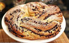 Torta Angelica con cioccolato e nocciole, ricetta