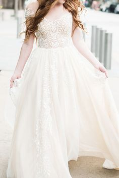 Cameron by Eva Lendel - The Blushing Bride boutique in Frisco, Texas