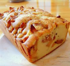 One Perfect Bite: Dutch Apple Cake - It's Child's Play
