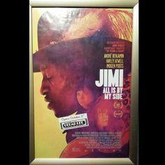 Seeing this Oct. 3rd!!! #JimiAllIsByMySide #JimiHendrix #AndreBenjamin #JohnRidley #Legacy #CedarLeeTheatre #Cleveland  #MakeYourOwnHistory #Motivation #Everyday #Discipline #Willpower #Persistence #Art #Music #Writing #Film #Master #iKreate #Vacarme #Noir