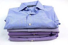 Lot of 5 Polo Ralph Lauren Mens Sz 16 Dress Casual Polo Long Sleeve Shirt #PoloRalphLauren #PoloRugby