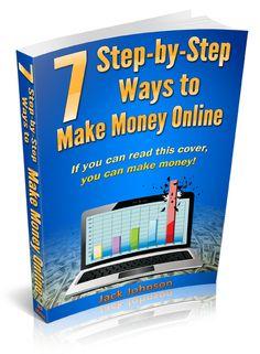 7 Step-by-Step Ways to Make Money Online