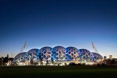 """Aami Park"" Melbourne, home of Melbourne Storm"
