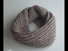 How to Knit - Crochet Neck Warmer - Harika El işleri-Hobiler Knitting Videos, Crochet Videos, Knitting Stitches, Knitting Patterns, Crochet Patterns, Crochet Neck Warmer, Viking Tattoo Design, Baby Vest, Headband Pattern