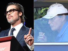 A Male Mani Retrospective, From Brad Pitt to Bruce Jenner to Prince Harry? Celebrity Nails, Bruce Jenner, Brad Pitt, Prince Harry, Manicures, Guys, Celebrities, Blog, Photos