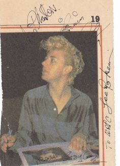 ♫'''BRIAN SETZER /STRAY CATS / Rockabilly Band / RARE ORIGINAL AUTOGRAPHS!...☺...'''♫ http://www.ebay.com/itm/STRAY-CATS-Rockabilly-Band-RARE-ORIGINAL-AUTOGRAPHS-/222001396404?hash=item33b0507ab4:g:emQAAOSwKtlWoO6K
