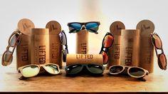 Lifted Optics Wood Framed Sunglasses project video thumbnail