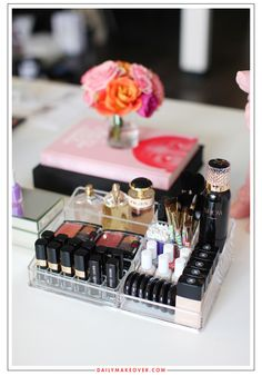 Pretty - How to Organize Your Beauty Products Like a Pro | Daily Makeover
