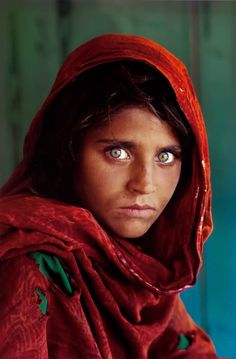 Steve McCurry and the power of colour
