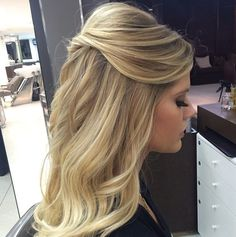 Wedding Hairstyles Inspiration Up Dos 17 Ideas For 2019 Bad Hair, Hair Day, Party Hairstyles, Wedding Hairstyles, Wedding Hair And Makeup, Hair Makeup, Glam Makeup, Hair Heaven, Wedding Hair Inspiration