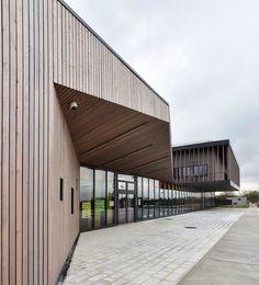 Gallery of School Complex in Serris / Ameller, Dubois & Associés - 3