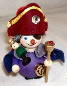 Steinbach Herr Drosselmeyer Wood German Christmas Ornament