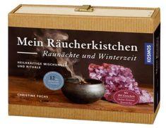 Mein Räucherkistchen - Raunächte und Winterzeit,... Beef, Food, Euro, Lab, Products, Funny Christmas, Incense, Winter Time, Crate
