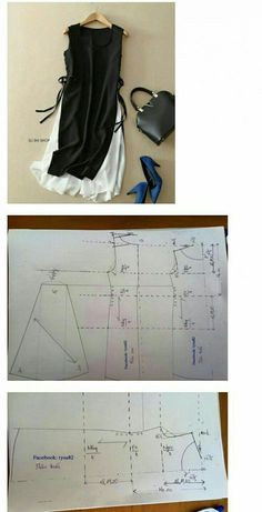 How to sew umbrella dress Easy
