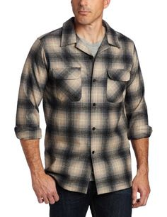 Pendleton Men's Fitted Board Shirt « Clothing Impulse