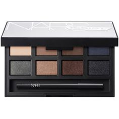 NARSissist Matte/Shimmer Eyeshadow Palette ($65) ❤ liked on Polyvore featuring beauty products, makeup, eye makeup, eyeshadow, beauty, cosmetics, eyes, fillers, nars cosmetics and palette eyeshadow